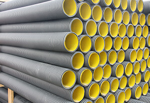 How Corrugated Pipes Are Made